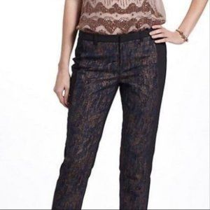 Anthropologie Cartonnier Jacquard Ankle Skinny, 2